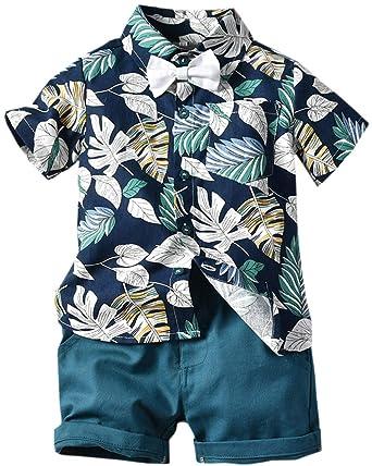 Hawaiian Boy Toddler Set
