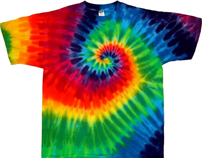 Image result for tie-dyed shirt democracy