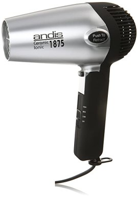 Andis 1875 Ionic Hair Dryer Reviews