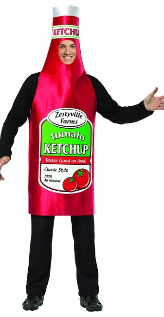 Rasta Imposta Zestyville Ketchup