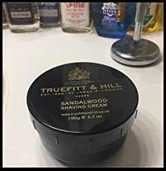 Truefitt & Hill Shaving Cream Bowl- Trafalgar (6.7 oz) Customer Image
