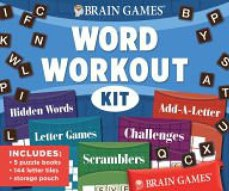 Brain Games Word Workout Kit