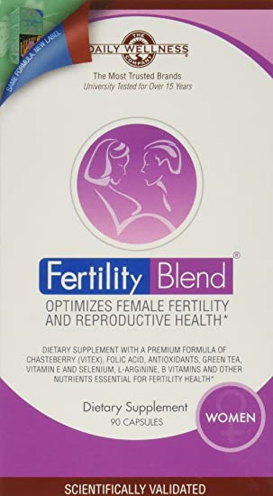 How Long Does it Take Fertility Blend to Work? - Organic ...