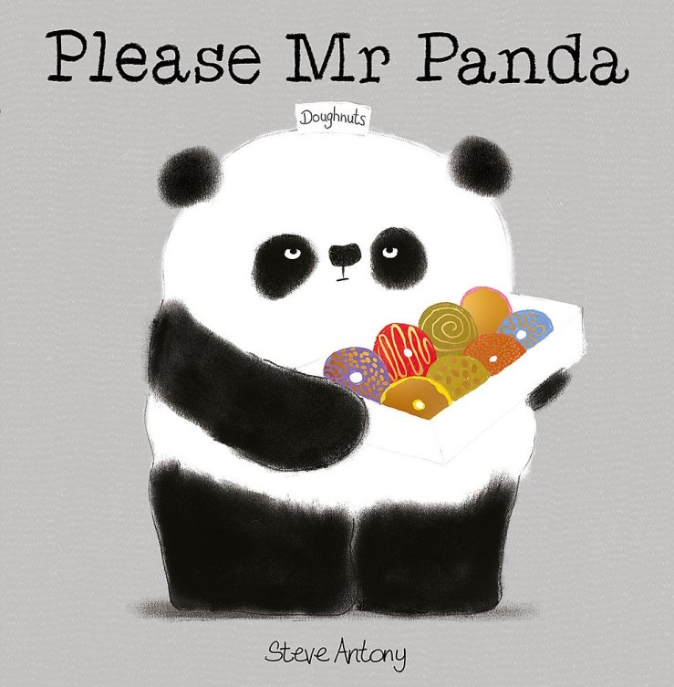 Image result for please mr panda""