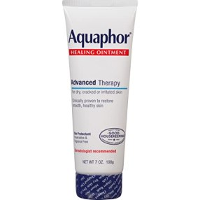 Aquaphor Advanced Therapy Healing Ointment Skin Protectant 7 Ounce Tube