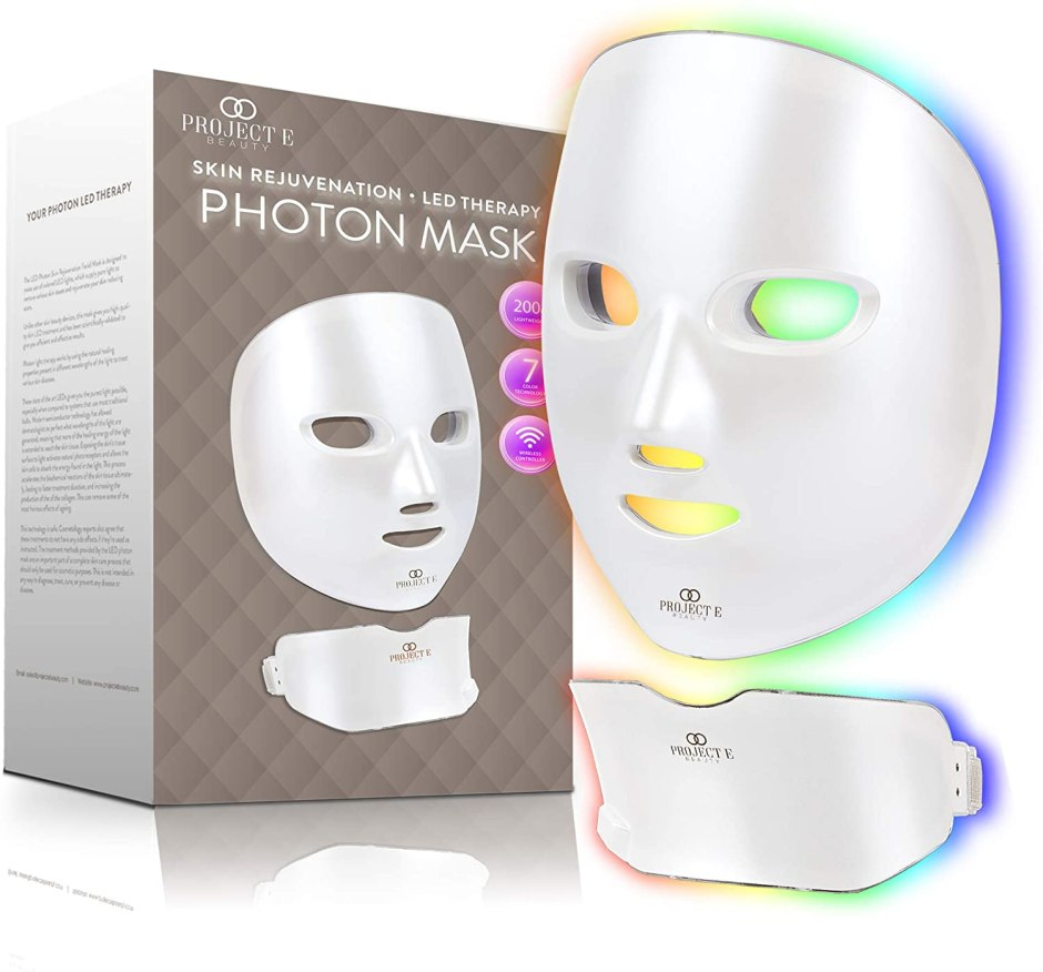 Project E Photon LED Face Mask