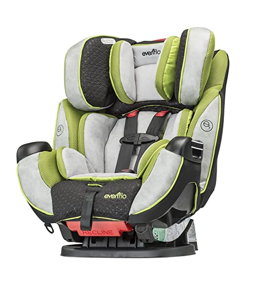 Evenflo symphony toddler seat