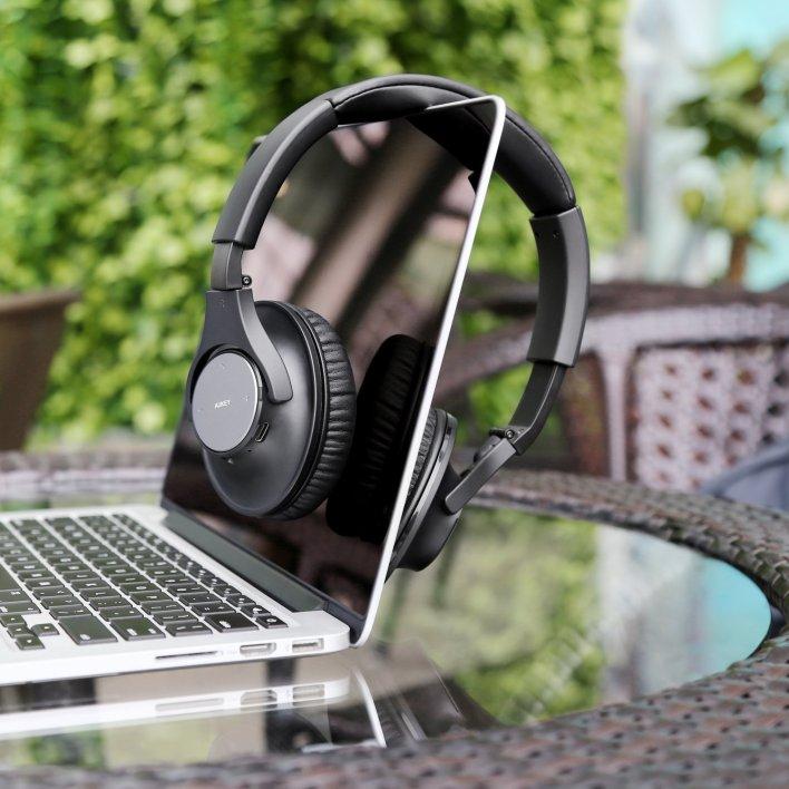 Faltbarer Kopfhörer von Aukey - Der EP-B25