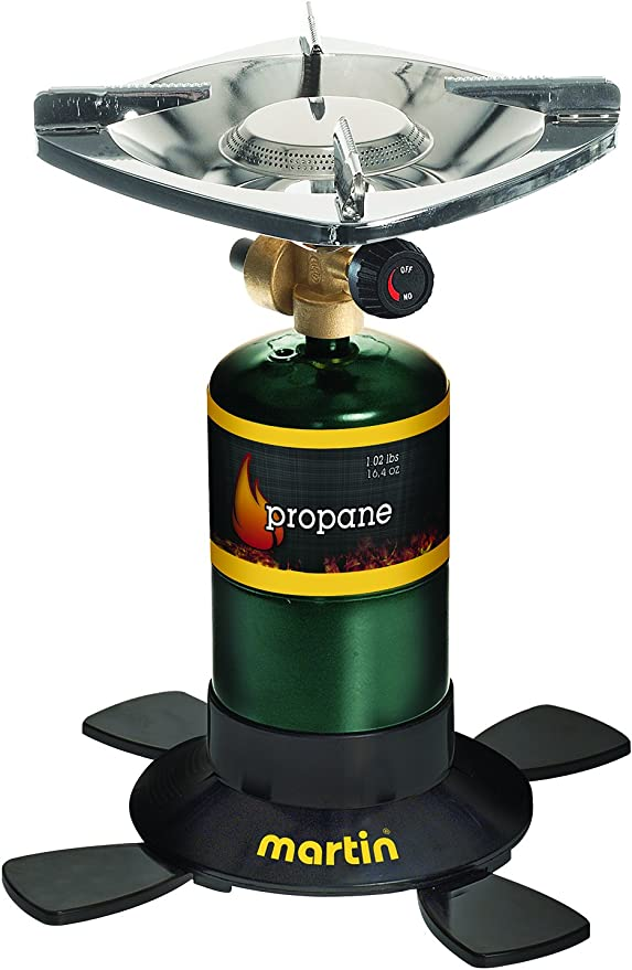 best propane tank camping stoves for backpacking