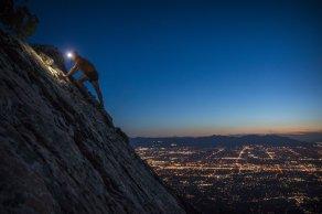 登山,ヘッドライト,ブラックダイヤモンド
