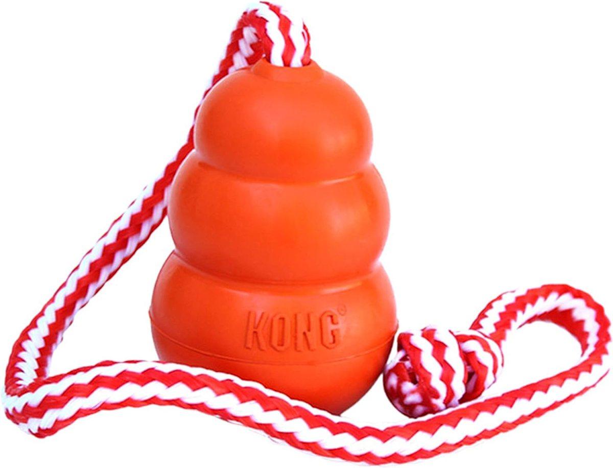 KONG - Aqua - Flotador para buscar, ideal para jugar en el agua - Raza grande