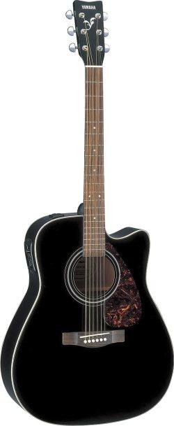 chitarra acustica Yamaha FX370CBL