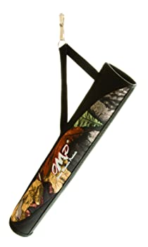 October Mountain Products No Spill Tube Quiver review