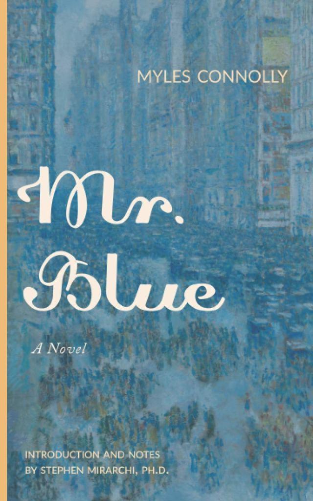 mr. blue book cover