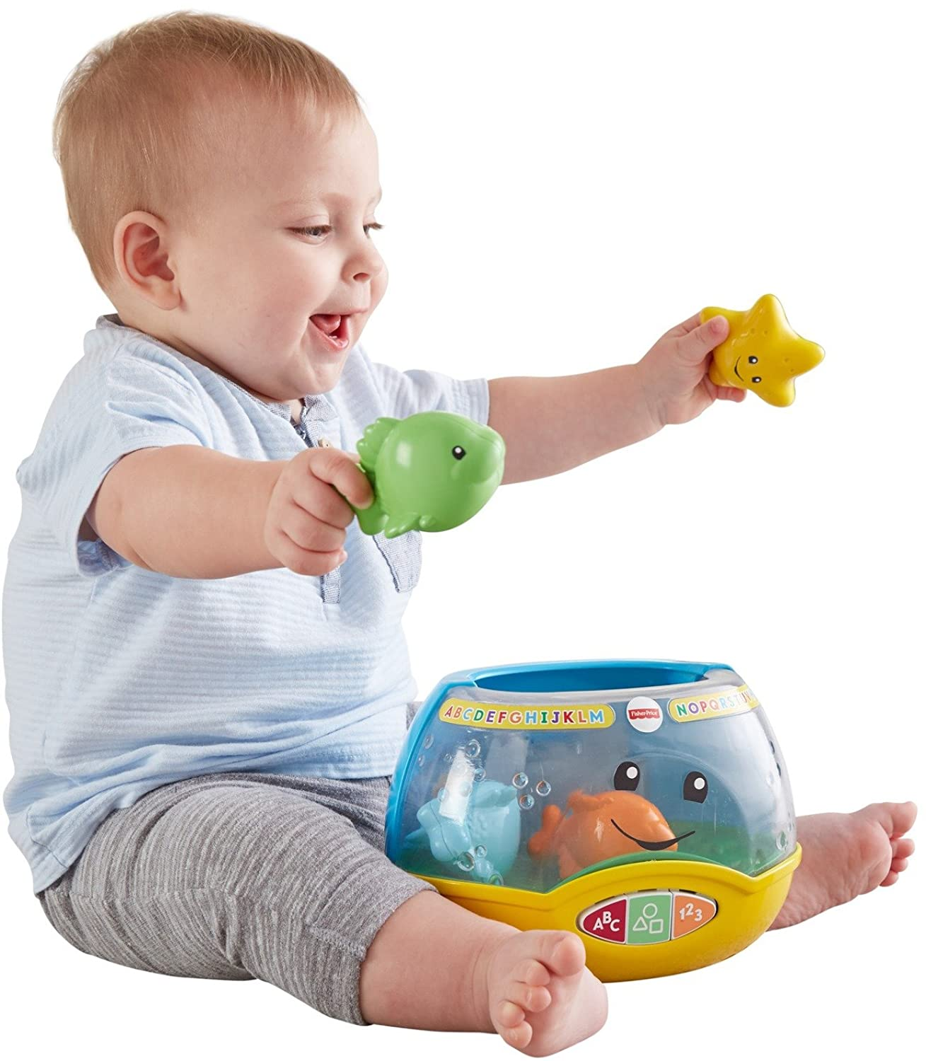 Fisher-Price Magical Lights Fishbowl