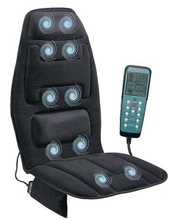 Best Massage Pillow By Relaxzen 10-Motor