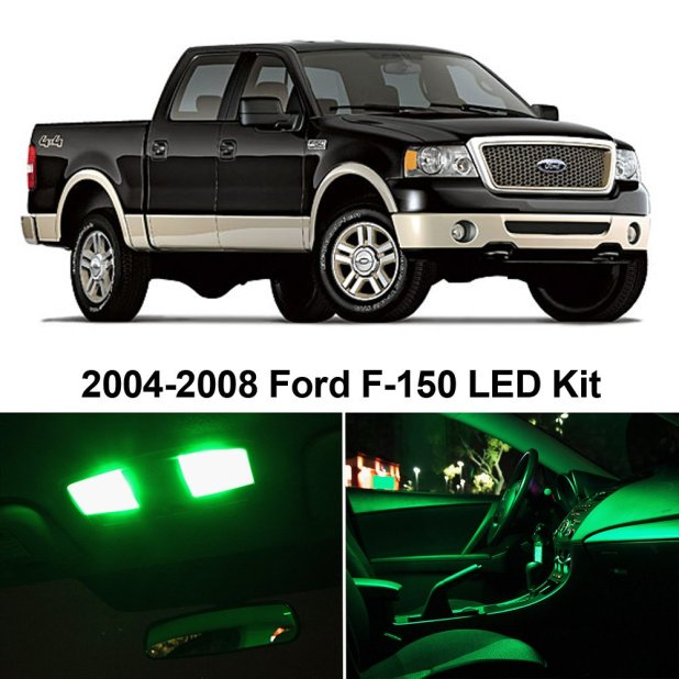 2005 Ford F150 Led Interior Lights