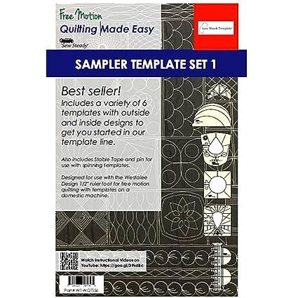 Westalee Sampler Template Set