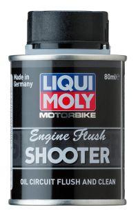 LIQUI MOLY 20597 Motorbike Engine Flush Shooter (80 ml)
