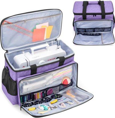 Yarwo Sewing Machine Carrying Case