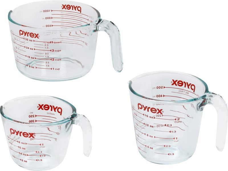 Image of Glass Measuring Cups