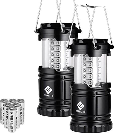 best flashlights for camping