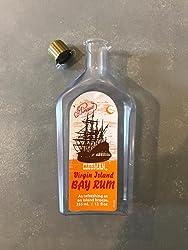 Clubman Pinaud Virgin Island Bay Rum, 12 Ounce Customer Image