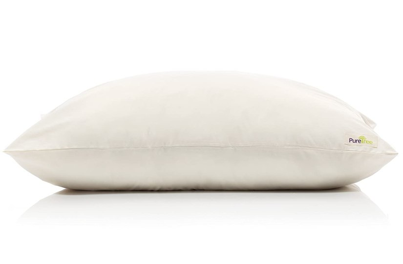 PureTree Certified Latex Foam Pillow (Most Breathable)