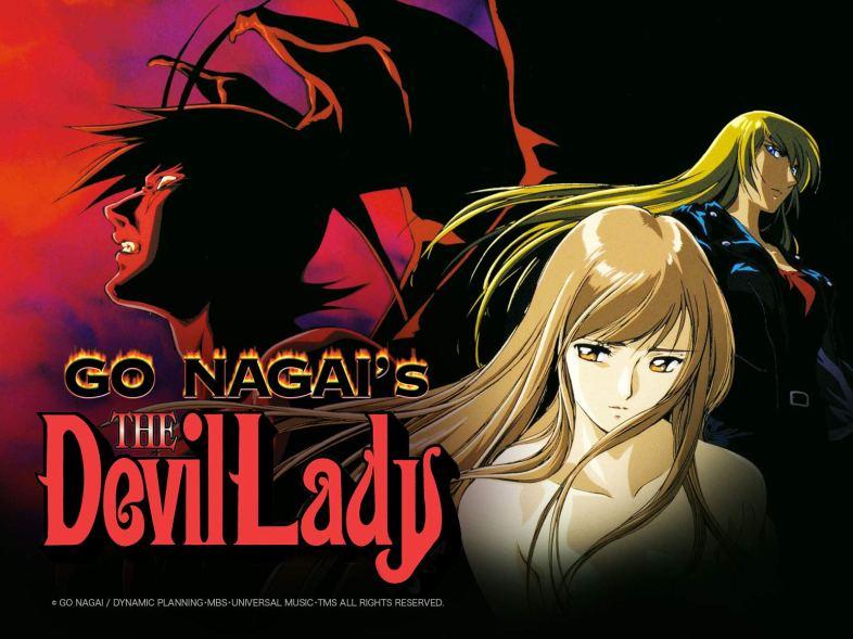 Watch Go Nagai's The Devil Lady | Prime Video