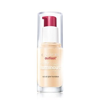 COVERGIRL Outlast Stay Luminous Foundation Classic Ivory 810, 1 oz