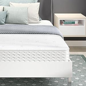 Signature Sleep Mattress, 8 Inch Coil Mattress
