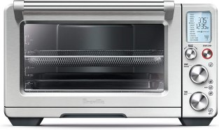 "Breville BOV900BSSUSC The Smart Toaster Oven, 17.2"" x 21.4"" x 12.8"", Brushed Stainless Steel"