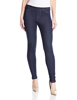 4e6cec3fa2329 #2 No Nonsense Women's Denim Leggings With Pockets – Best Postpartum Jeans  For Daily Wear