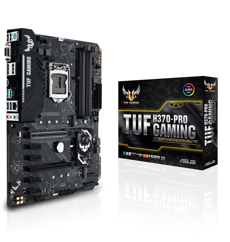 Asus TUF H370-Pro Gaming Socket 1151 - Placa Base