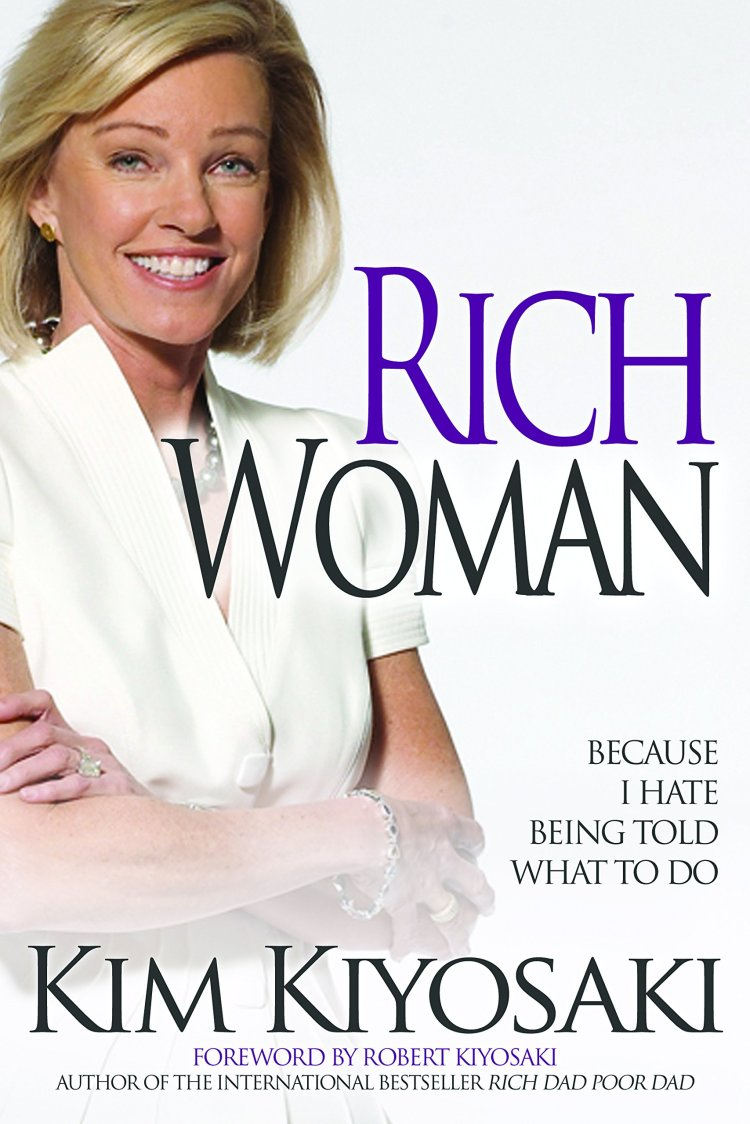 Buy Rich Woman: Because I Hate Being Told What To Do Book   books by successful women