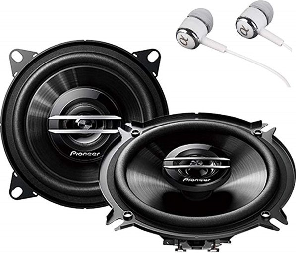 Best 4 inch car speakers with good bass