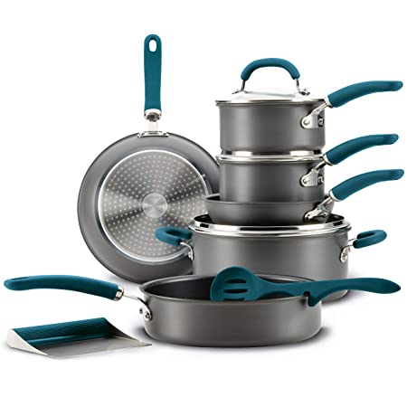 Rachael-Ray-81123-Create-Delicious-Hard-Anodized-Aluminum-Cookware-Set-11-Piece