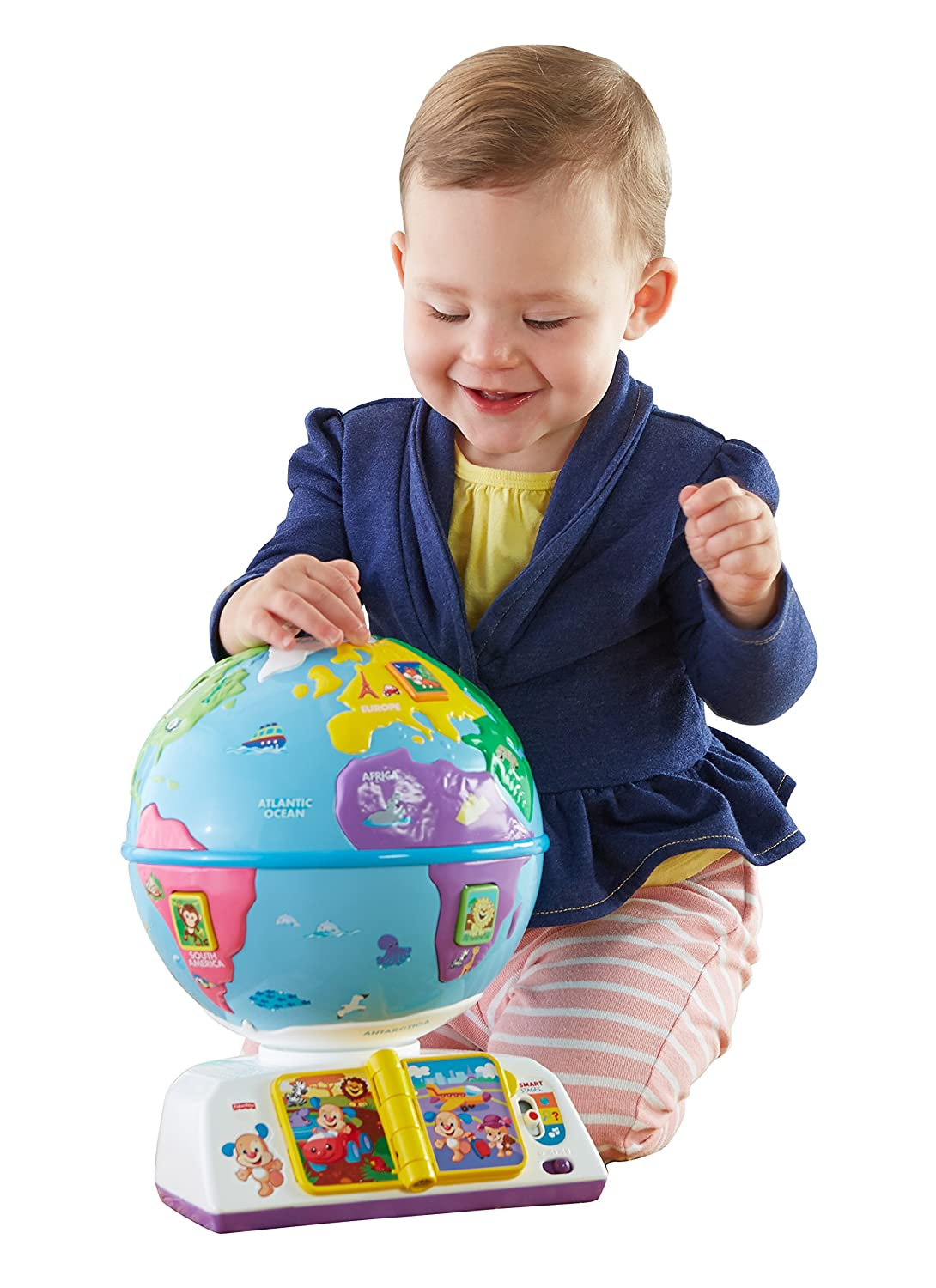 Fisher-Price Laugh & Learn Greetings Globe