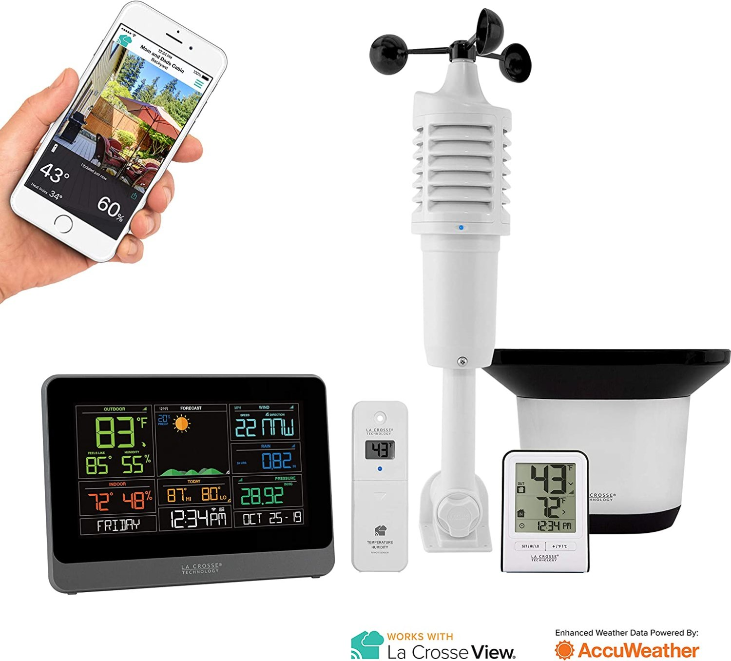 Best Wireless Weather Station for Home