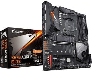 Gigabyte X570 AORUS Elite (AMD Ryzen 3000/X570/ATX/PCIe4.0