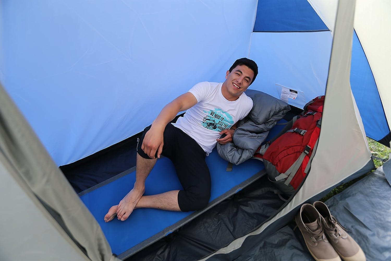 KingCamp Ultralight Compact Folding Camping Tent Cot