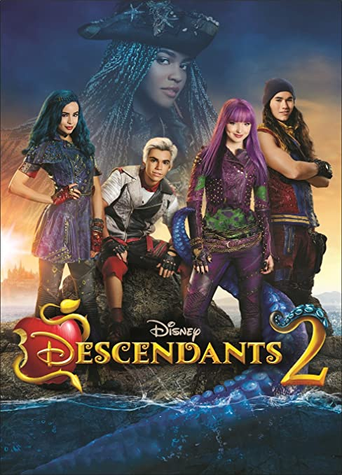 Descendants 2 DVD - Or Rent Ondemand