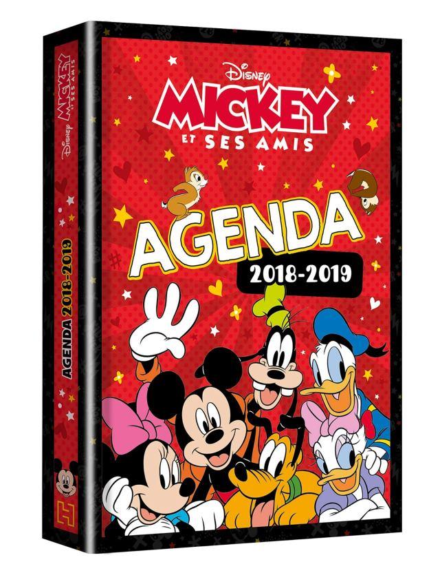 Amazon.fr - DISNEY - Agenda - Mickey et Minnie - Disney - Livres