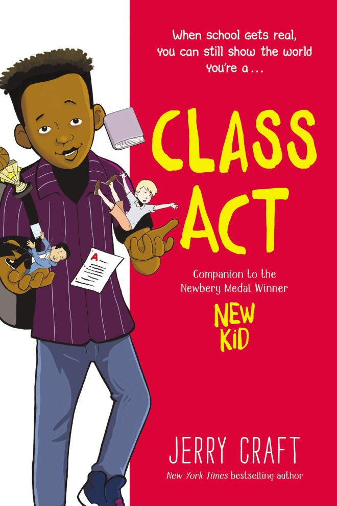 Class Act: Craft, Jerry, Craft, Jerry: 9780062885500: Amazon.com: Books