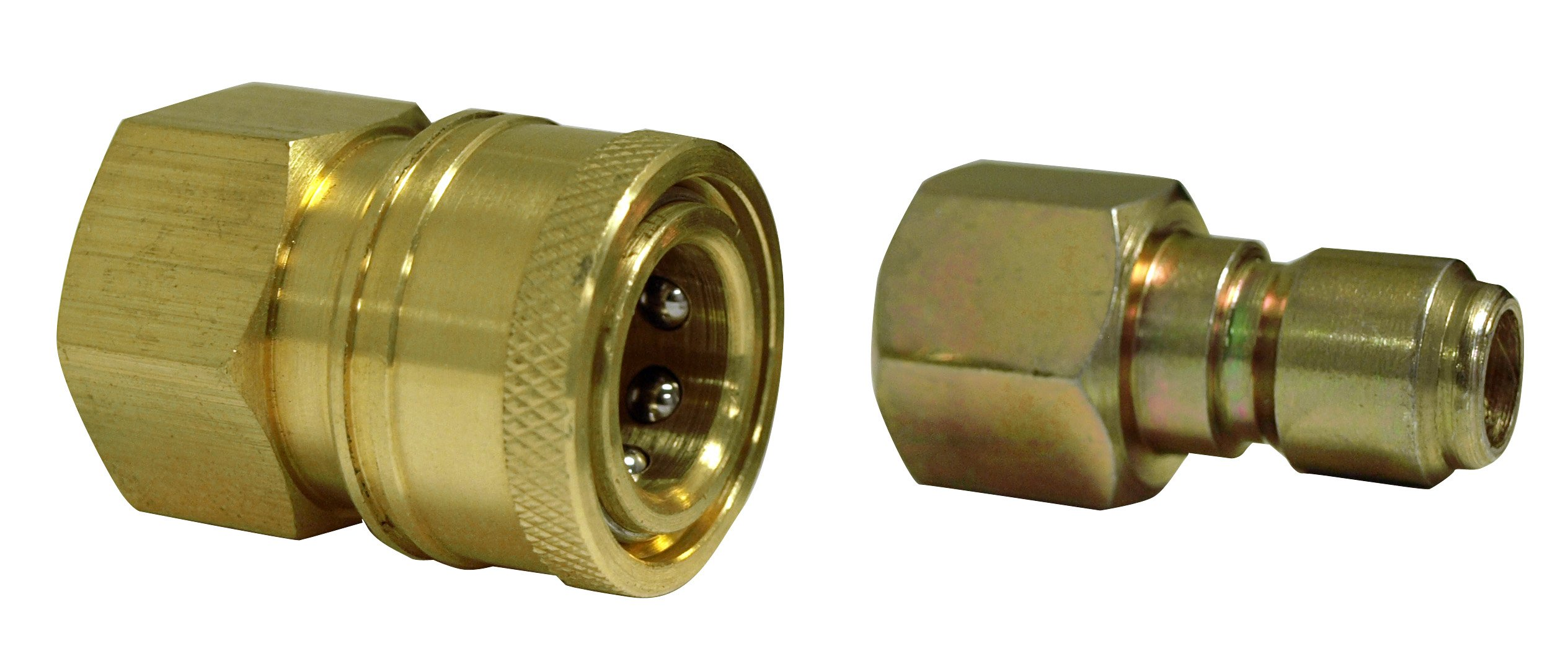 Pressure washer adapter set