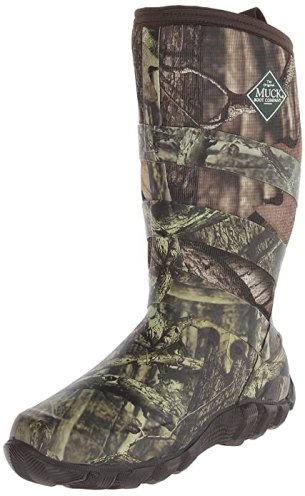 "Muck Pursuit Fieldrunner 15"" Rubber Insulated Men's Hunting Boots"