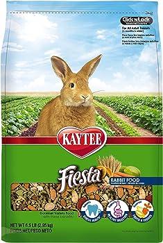 "Kaytee Fiesta Rabbit Food - Amazon's Choice for ""purina rabbit food"""