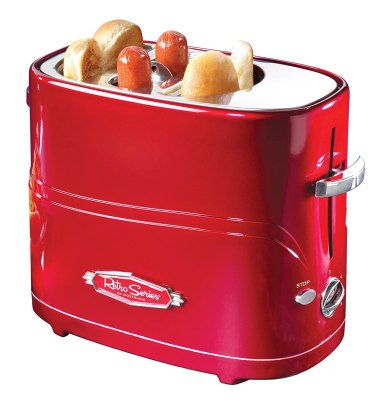 Nostalgia Hotdog Toaster latest gadget