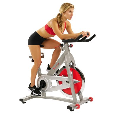 Sunny Health & Fitness Spin Bike Black Friday Deal 2019