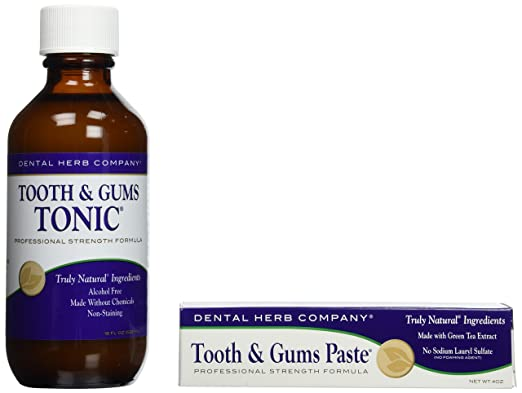 Herbal Tooth and Gum System